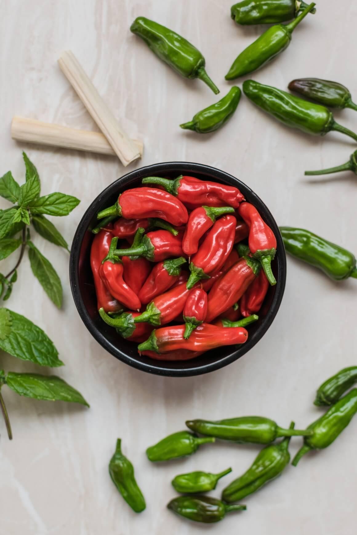Chili papričica