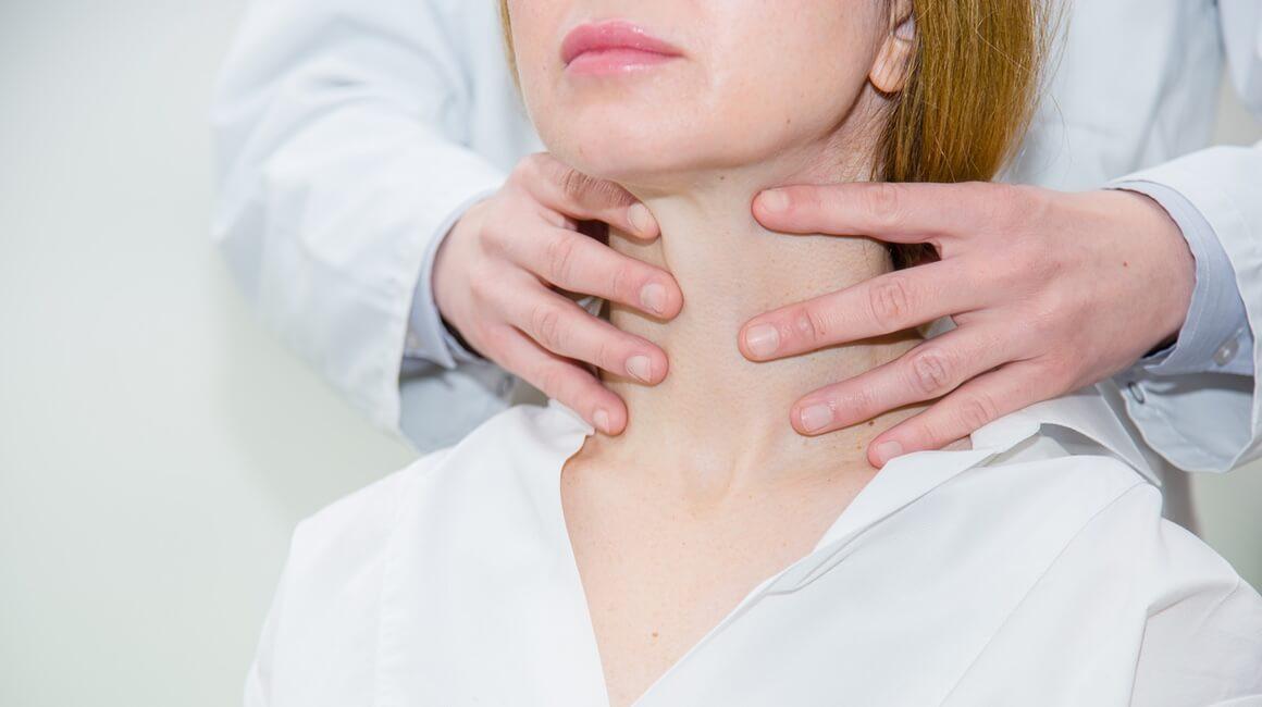 Klinički pregled štitnjače