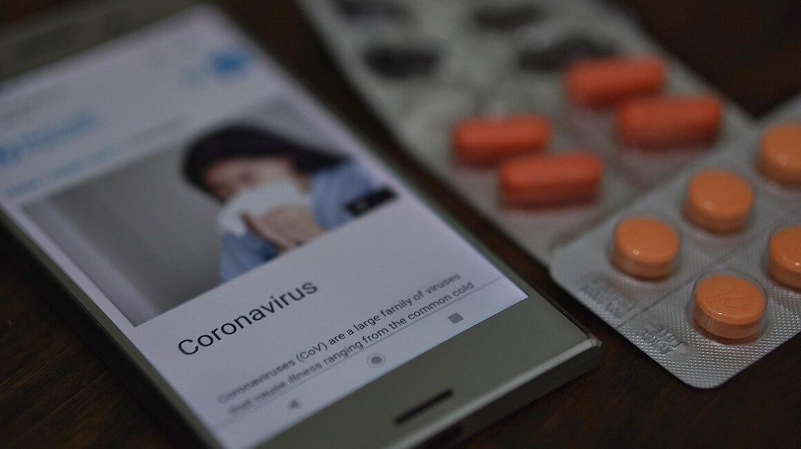 Korona virus i mediji