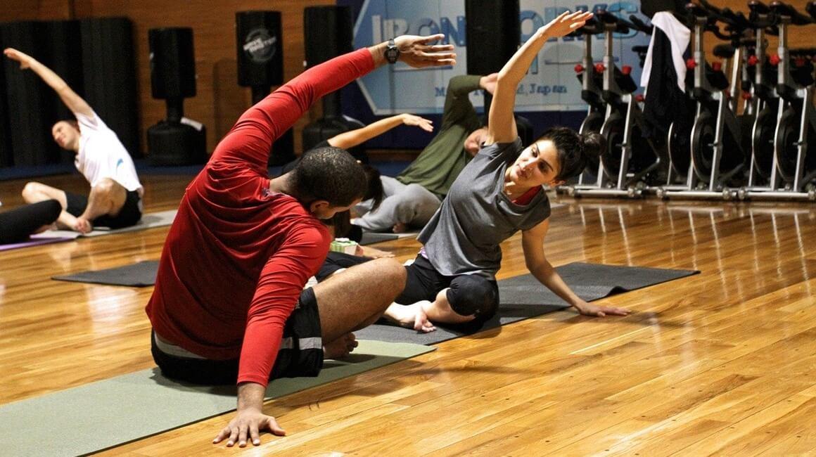 Vježbe istezanja