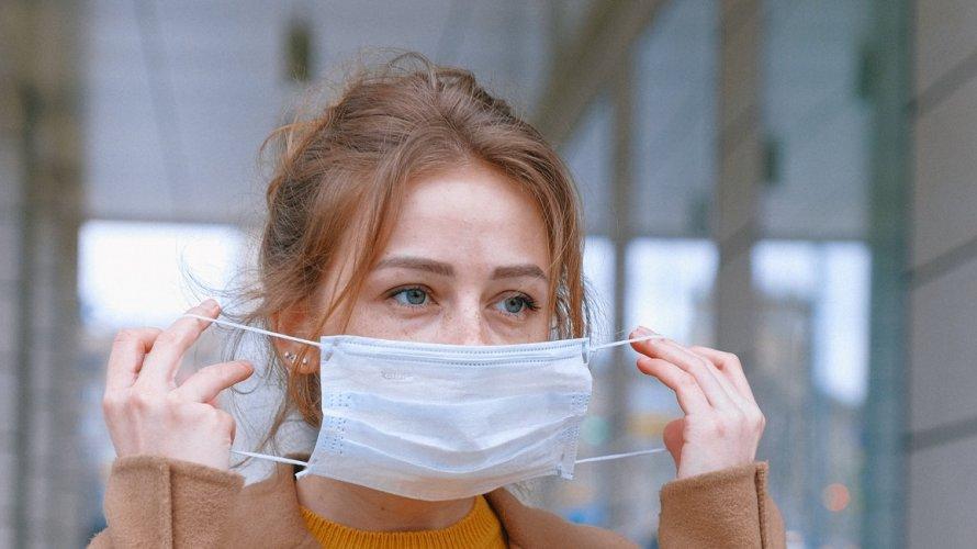 Zaštitna maska protiv koronavirusa