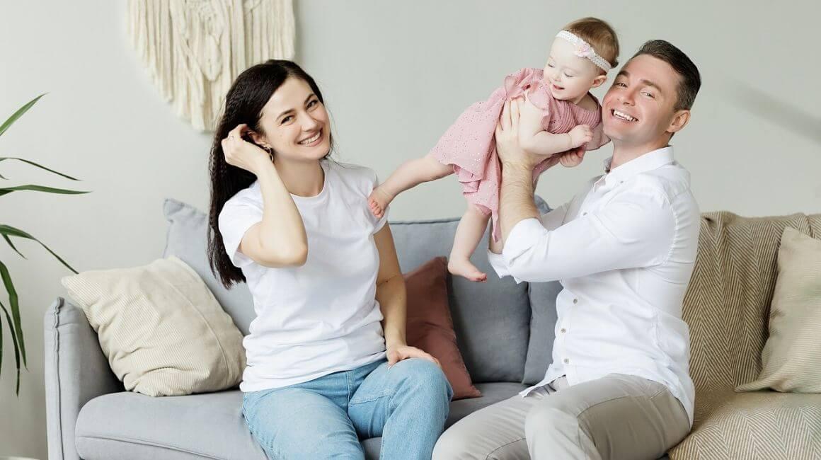 Dijete s roditeljima