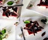 Kolač od višnje i petit keksa