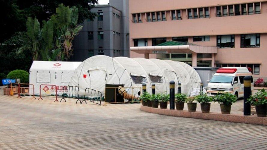 Koronavirus i bolnice