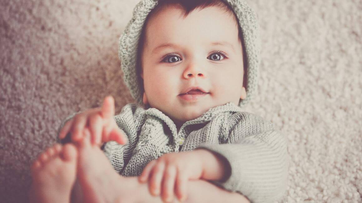 Opći pokreti bebe