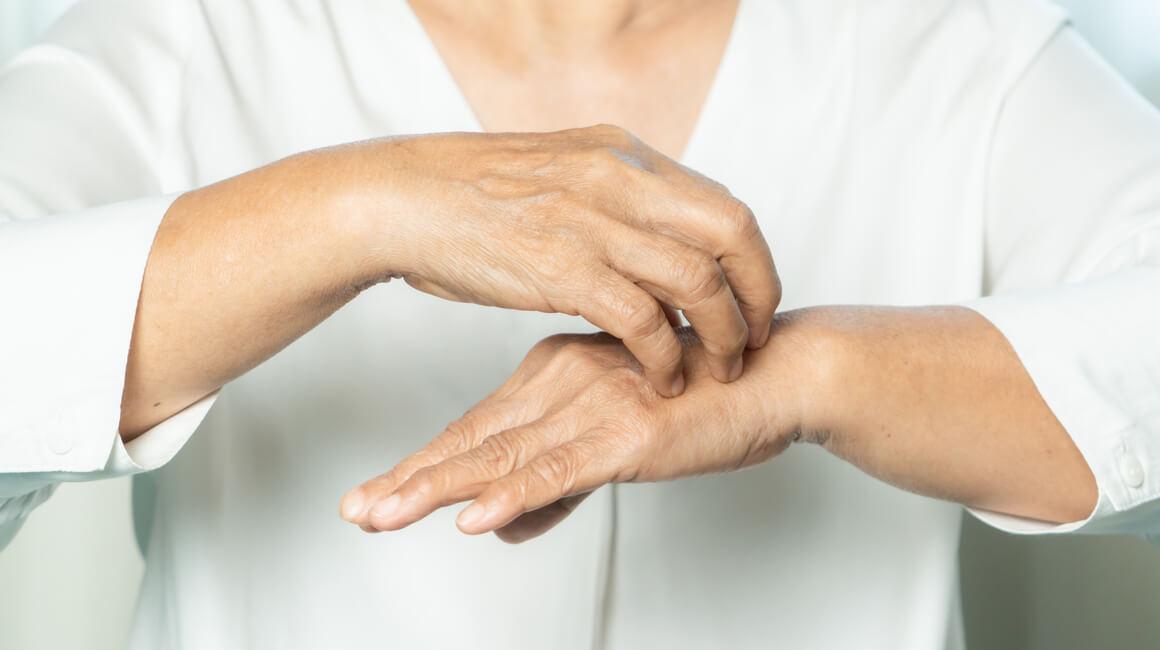 svrbež kože