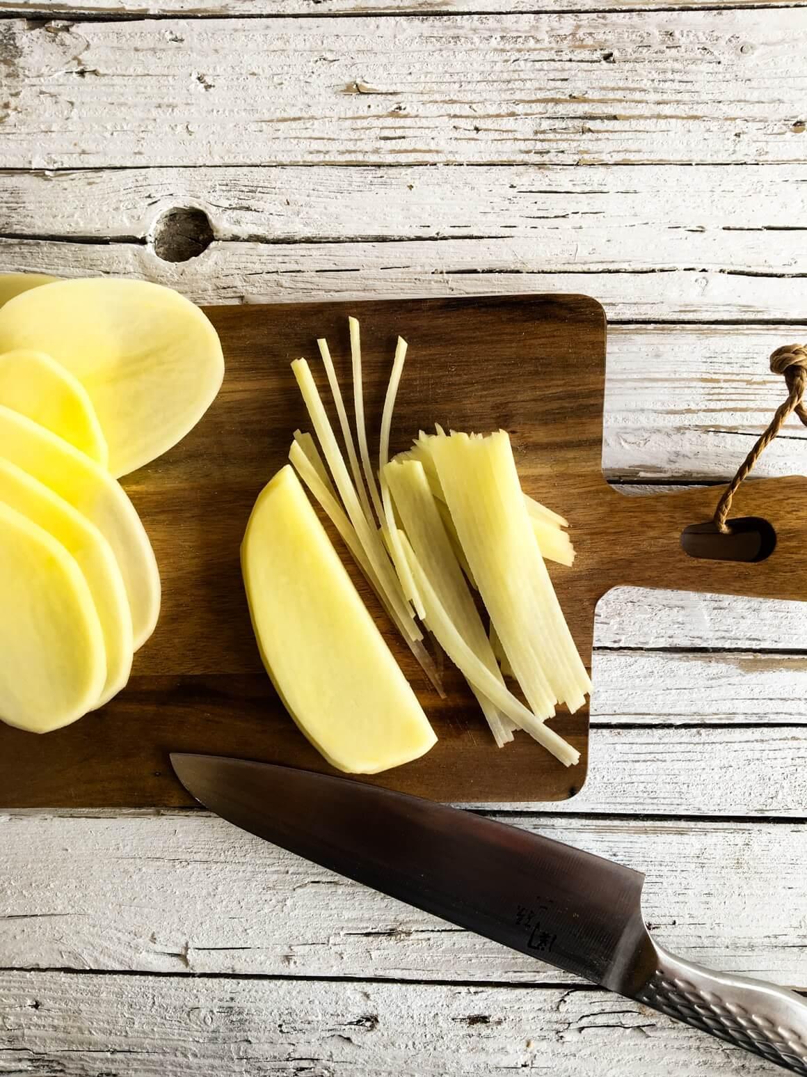 Rezanci od krumpira
