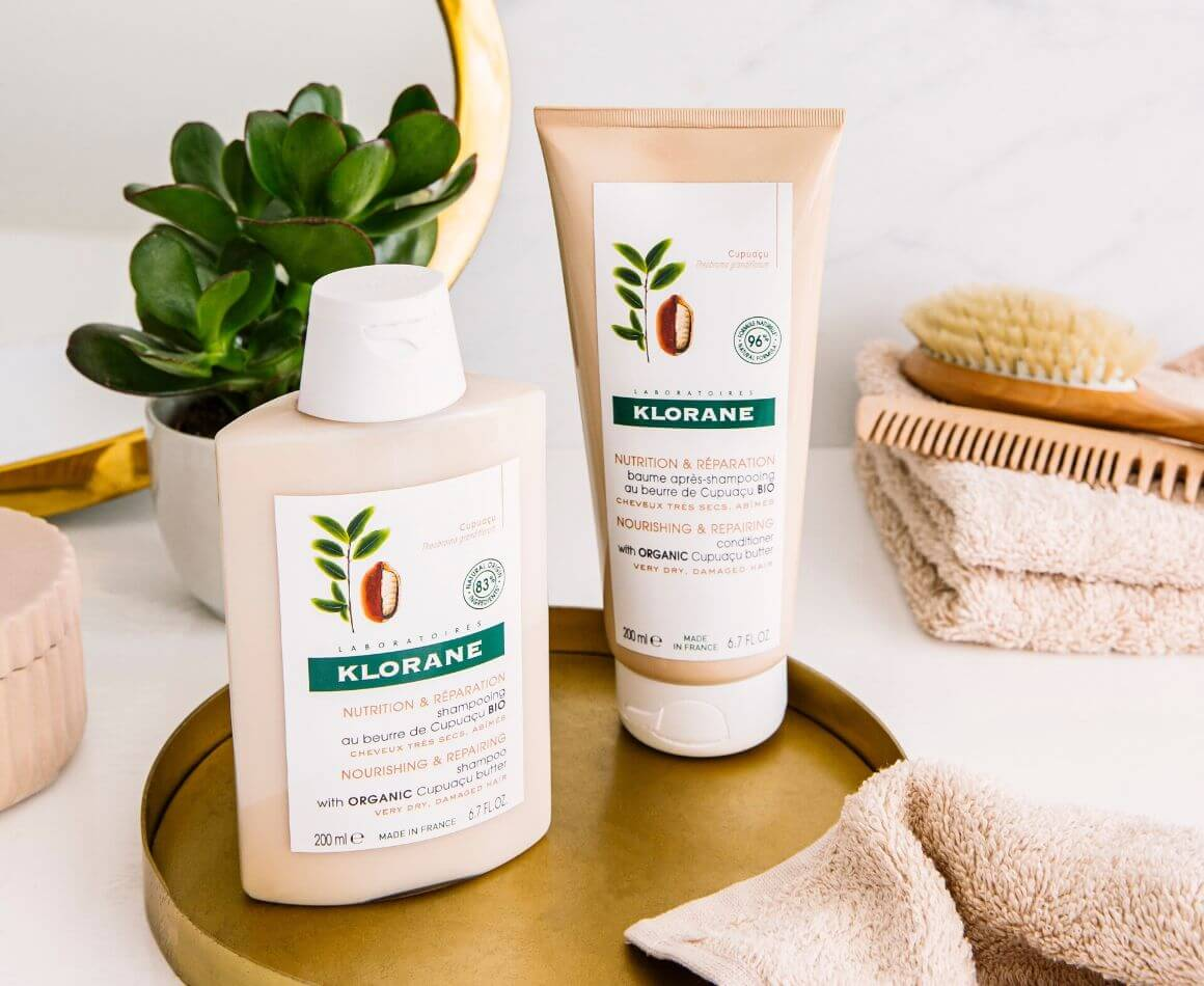Balzam i šampon s cupuacu maslacem