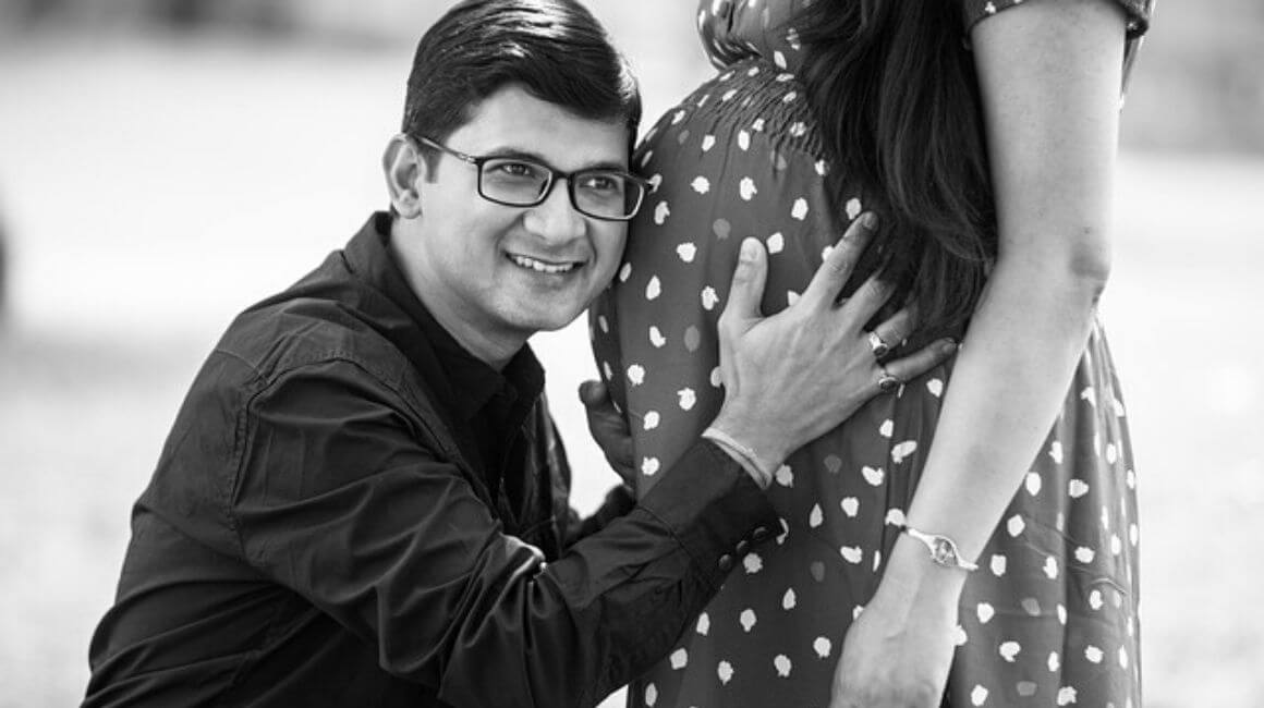 Uloga partnera trudnice