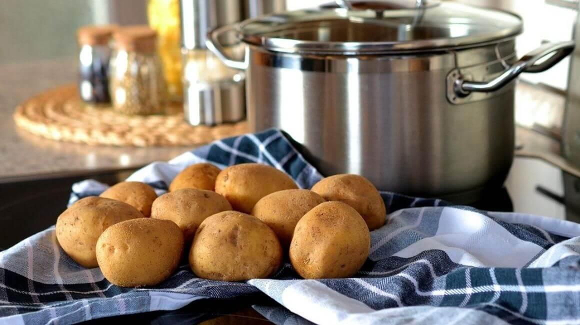 Kuhanje krumpira