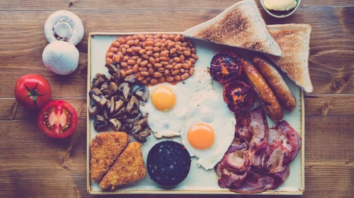 Malo ugljikohidrata za doručak