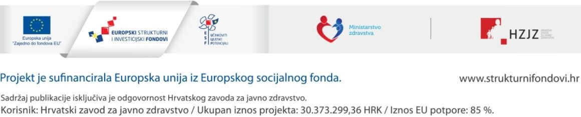 Projekt sufinancirala EU