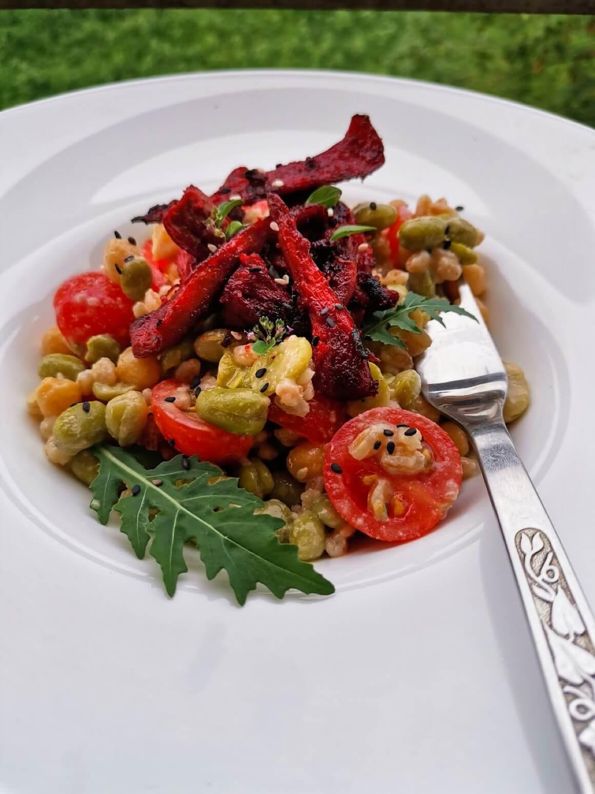 Salata od boba