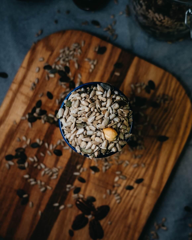 Sjemenke suncokreta i bundeve