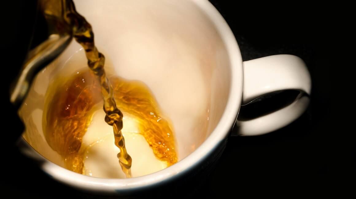 Čaj od kadulje prije spavanja