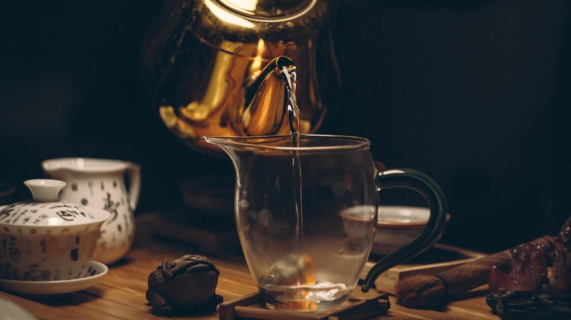 Čaj od kadulje za spavanje