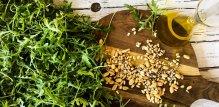 Pesto od rikule i orašida