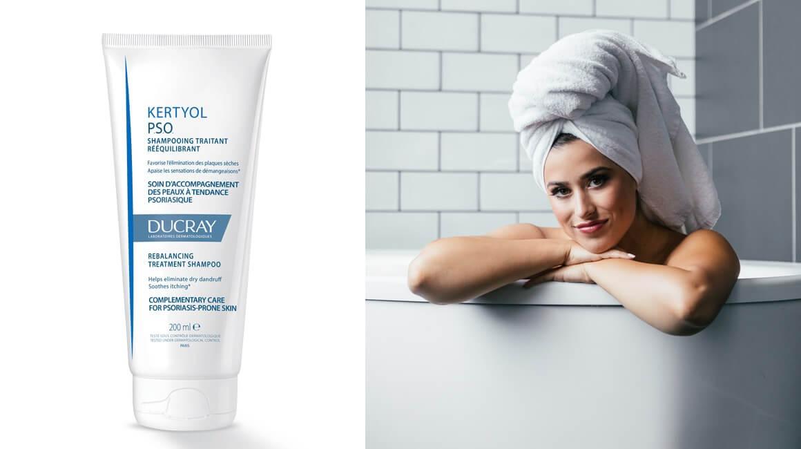 Psorijaza Kerytol šampon