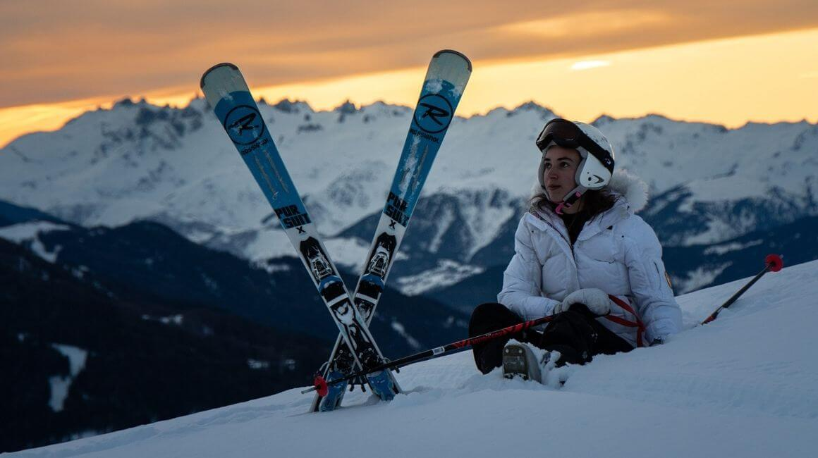 Hervis - kupnja skija