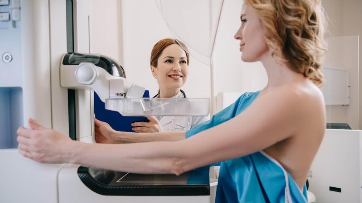 Merkur mamografija