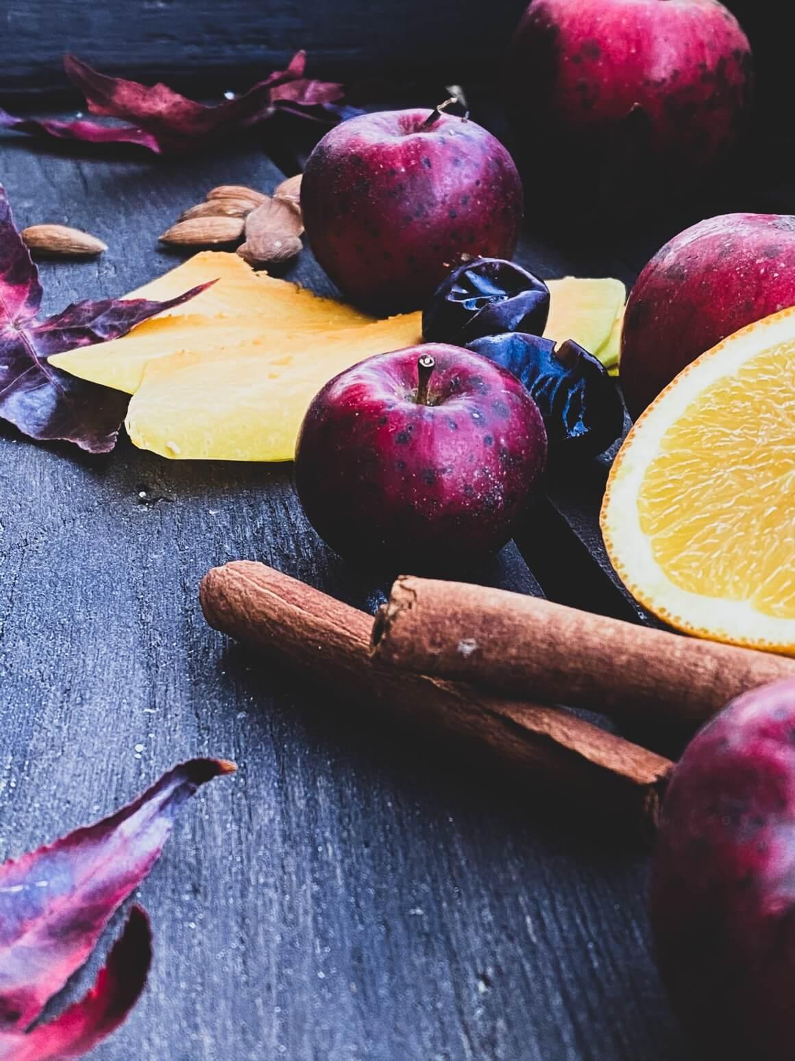 Kolač od jabuke i bundeve