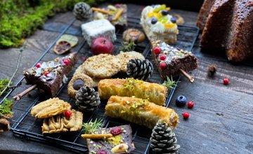 Božićni kolaći i keksi