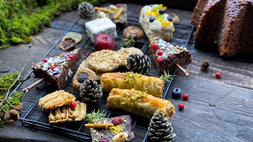 Božićni kolači i keksi