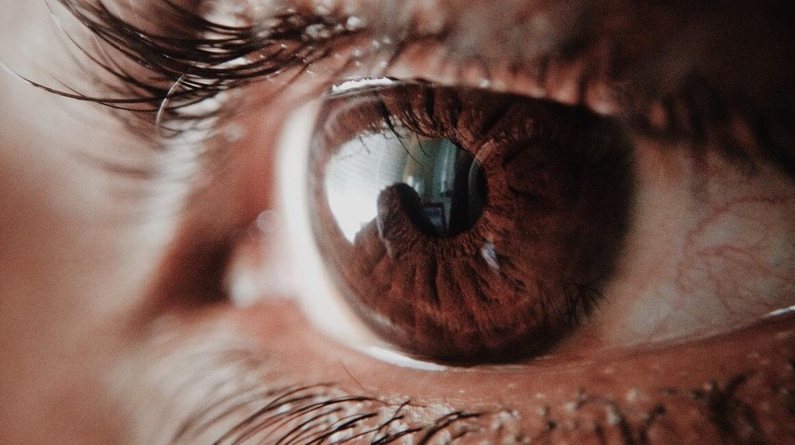 distrofija oka