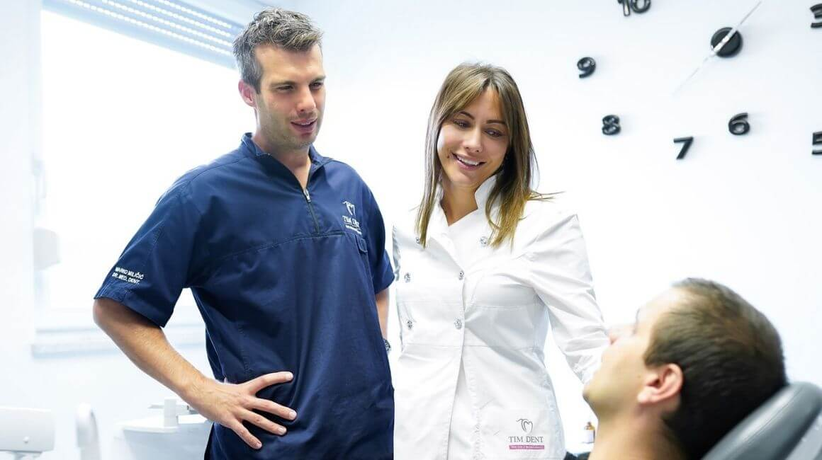 TIM DENT Miličić - stomatolozi
