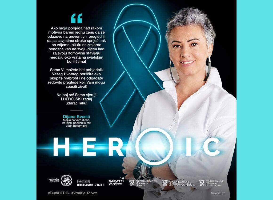 HEROIC - Dijana Kvesić