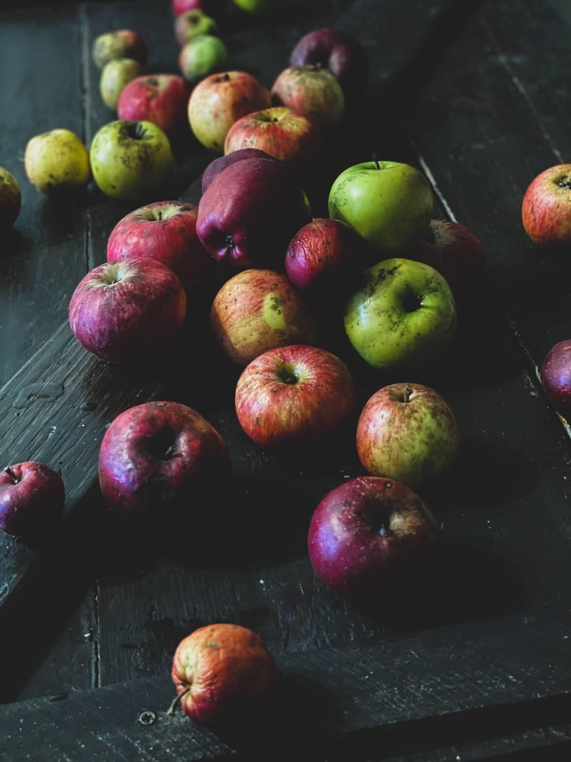Domaće jabuke