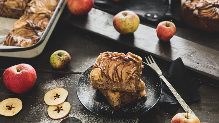 Fenomenalan kolac od jabuke