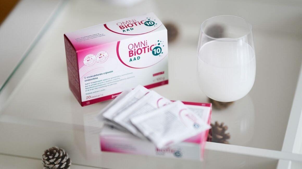 OMNi-BiOTiC - probiotik