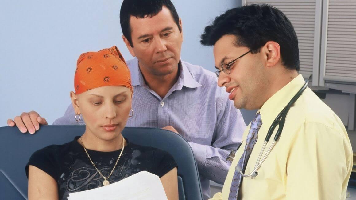 Onkološka bolesnica