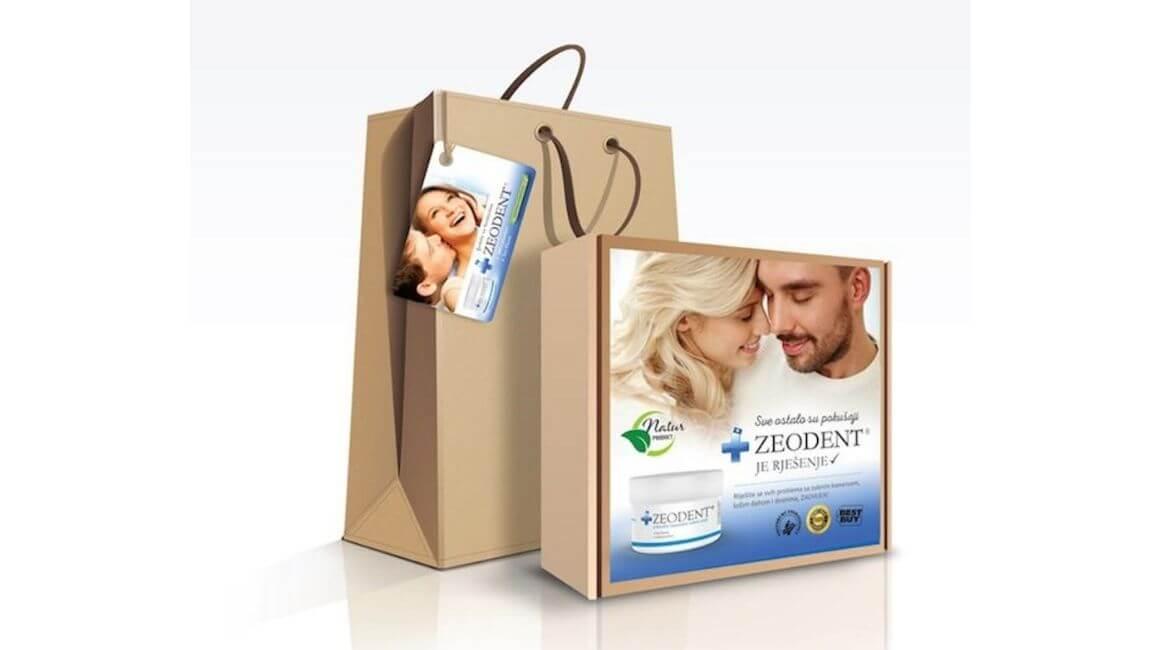 Zeodent - poklon