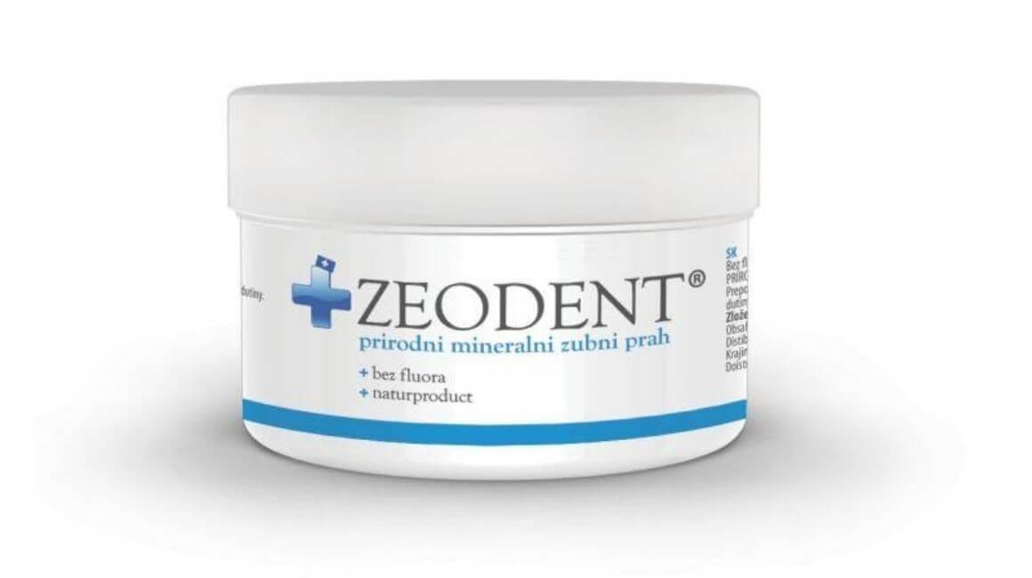 Zeodent - prah za zube i desni