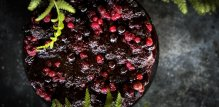 Cheesecake sa šumskim voćem