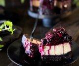 Cheesecake sa šumskim vocem bez želatine