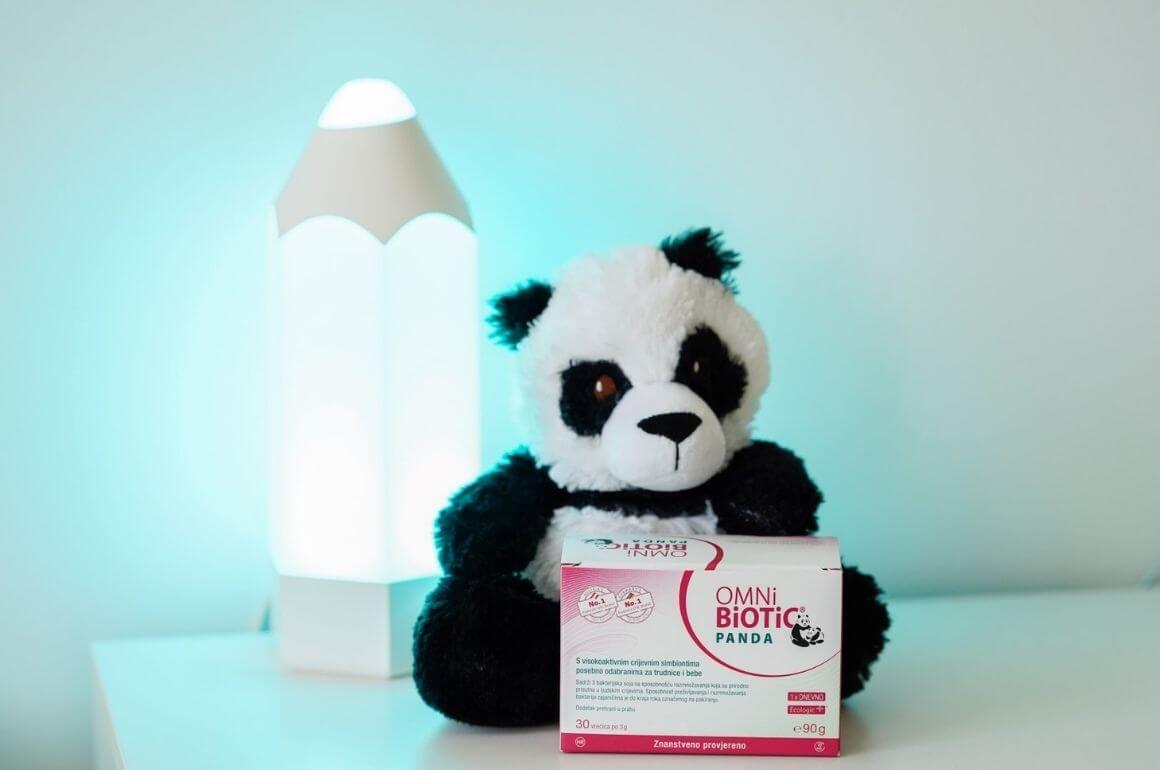 OMNi-BiOTiC® PANDA za dobar imunitet djeteta