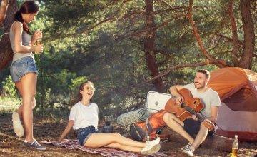 5 stvari bez kojih ne biste smjeli ići na kampiranje