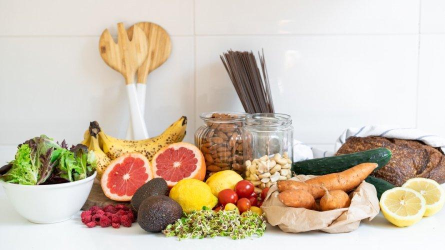 Biljna prehrana