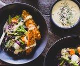 Salata od pitomih šparoga