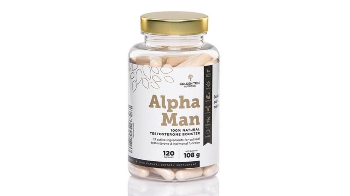 Nizak testosteron i Alpha Man