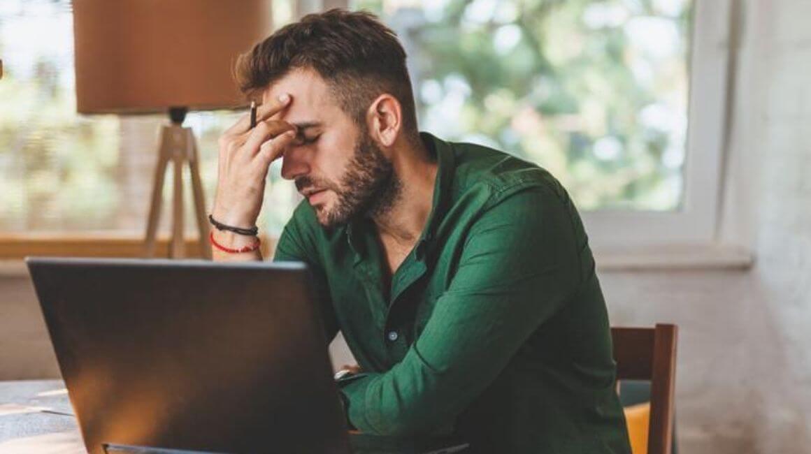 Iscrpljenost kod muškaraca