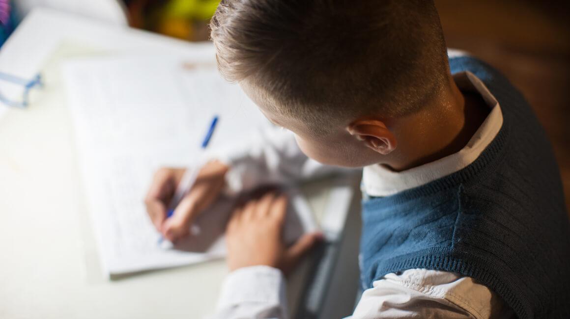 pisanje domaće zadaće